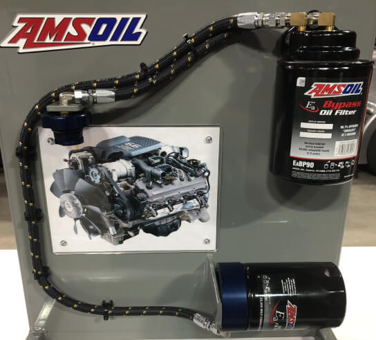 AMSOIL Universal Single-Remote Bypass System