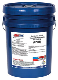 AMSOIL Synthetic Multi-Viscosity Hydraulic Oil - ISO 32