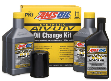 AMSOIL ATV/UTV Kits